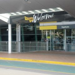 Wellington Airport, Wellington