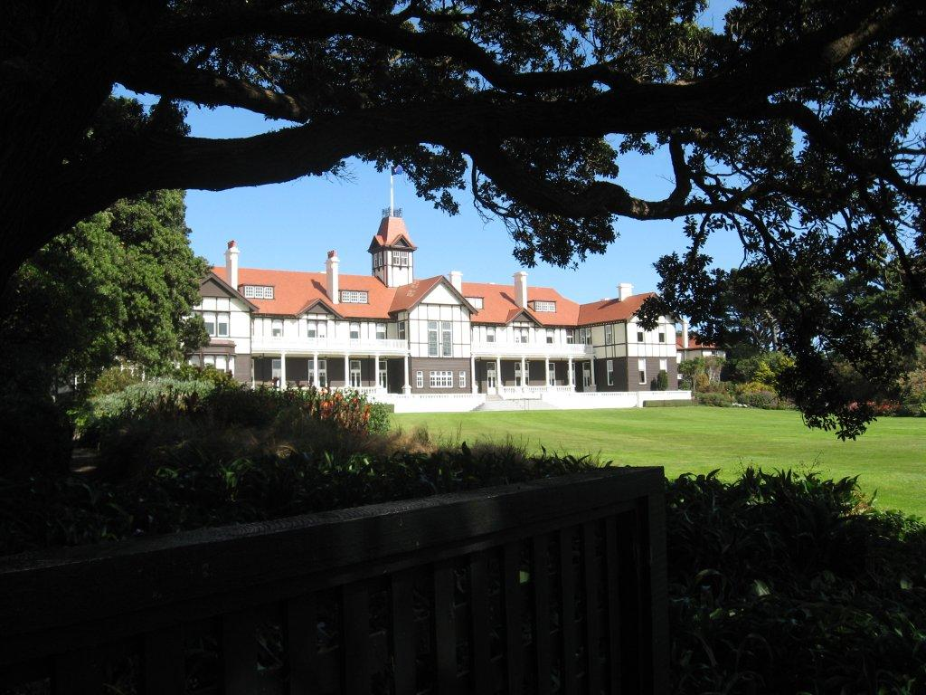 Government House, Wellington